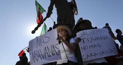Crece-el-rechazo-hacia-migrantes-en-Tijuana