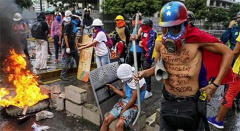 Protestas-en-Venezuela-deja-cuatro-personas-fallecidas