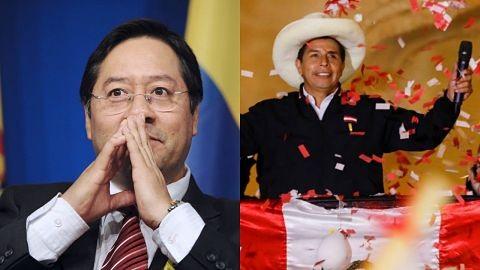 Peru-envia-nota-de-protesta-a-Bolivia-por-prematura-felicitacion-a-Pedro-Castillo