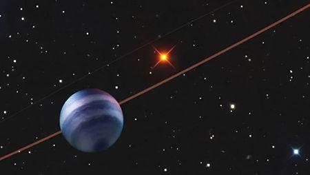 Observan-un-exoplaneta-gigante,-el-mas-cercano-a-la-Tierra-jamas-encontrado
