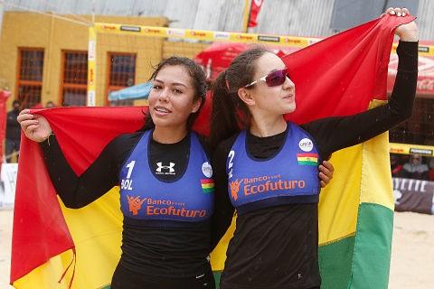 Duplas-bolivianas-logran-la-clasificacion-al-mundial-de-voleibol-de-playa