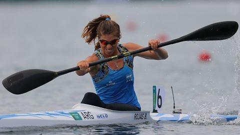 La-argentina-Brenda-Rojas-a-cuartos-de-final-en-kayak-individual-500m