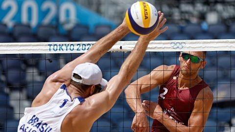 Letonia-deja-a-Brasil-sin-semifinales-en-el-voleibol-de-playa