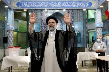 Proclamaron-al-nuevo-presidente-de-Iran,-Ebrahim-Raisi