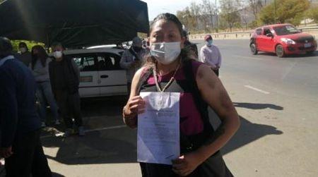 Milena-Soto-de-la-RJC-fue-llevada-a-Sucre-y-se-abstuvo-a-declarar-tras-su-aprehension